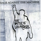 Cd Rage Against The Machine The Battle Of Los Angeles [uk Bo